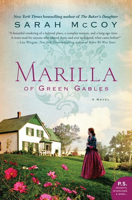 Marilla of Green Gables Trade Paperback cover image
